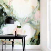 Minted Mezmerize Repositionable Wall Mural