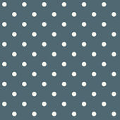 Magnolia Home Dots on Dots Navy Wallpaper