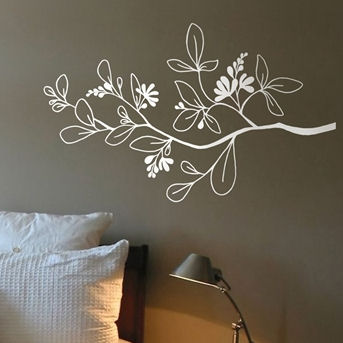 mia&co Arezzo Transfer Wall Decals - Wall Sticker Outlet