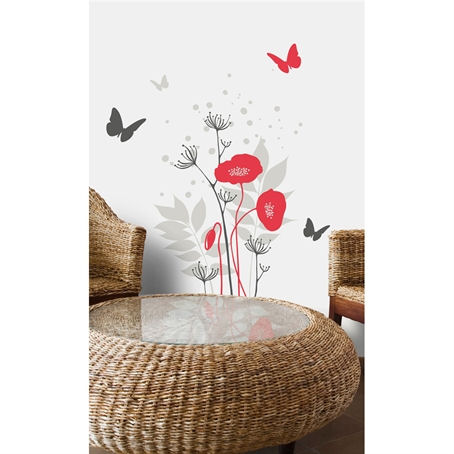 mia&co Avignon Transfer Wall Decals - Wall Sticker Outlet