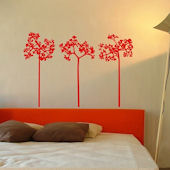mia&co Flair Transfer Wall Decals