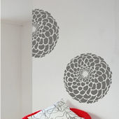 mia&co Floronda Transfer Wall Decals