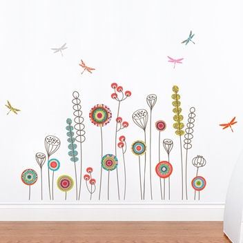 Ordinaire Wall Sticker Outlet