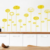 mia&co Goteborg Transfer Wall Decals