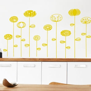 mia&co Goteborg Transfer Wall Decals - Wall Sticker Outlet