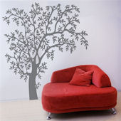 mia&co Nature Giant Transfer Wall Decals