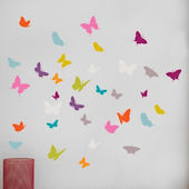mia&co Samara Wall Decals