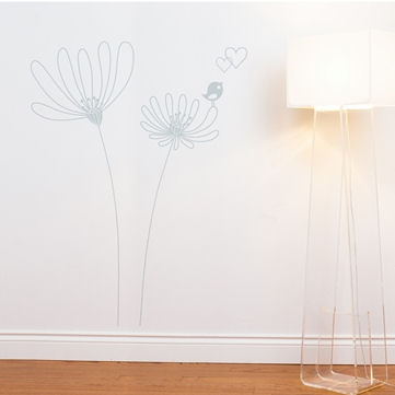 mia&co Shawinigan Transfer Wall Decals - Wall Sticker Outlet