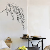 mia&co Slender Willows Transfer Wall Decals