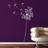mia&co Snowdon Giant Transfer Wall Decals