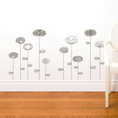 mia&co Uppsala Transfer Wall Decals