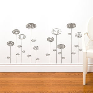 mia&co Uppsala Transfer Wall Decals - Wall Sticker Outlet