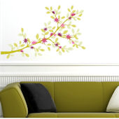 mia&co Vientiane Giant Transfer Wall Decals