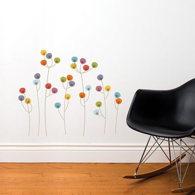 mia&co Xianyang Transfer Wall Decals - Wall Sticker Outlet