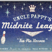 Midnite League Minute Mural