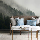 Urbanwalls Misty Mountain Wall Mural