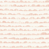 Magnolia Home Hill and Horizon Pink Wallpaper