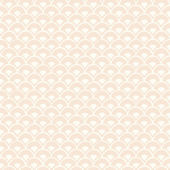 Magnolia Home Stacked Scallops Soft Pink Wallpaper