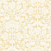 Magnolia Home Fairy Tales Yellow Wallpaper