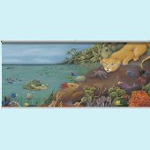 Undersea Wall Minute Mural