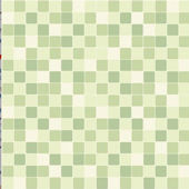Mosaic Green Adhesive Wall Tiles