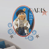 The Muppets Miss Piggy Giant Wall Decal SALE