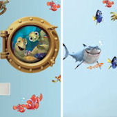 Finding Nemo Decal Room Package