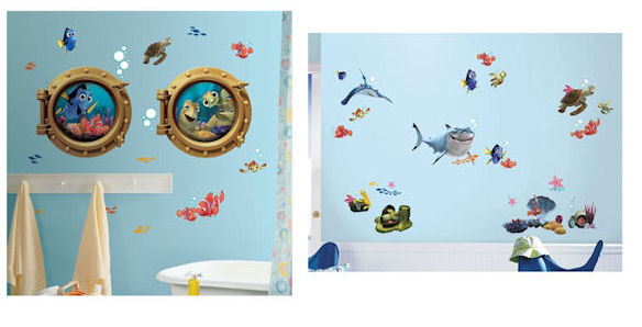 Finding Nemo Decal Room Package - Wall Sticker Outlet