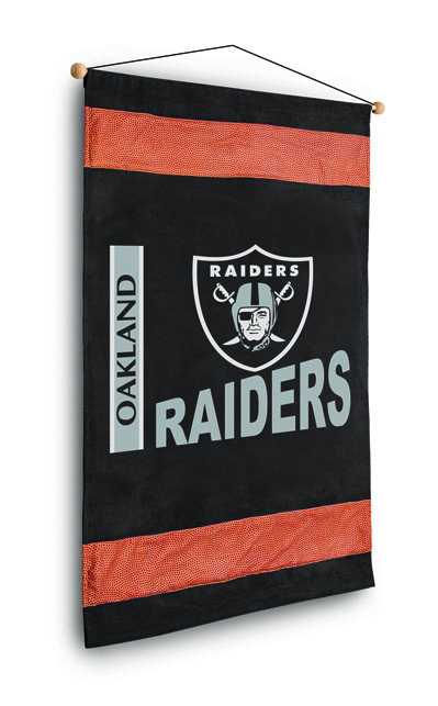 Oakland Raiders NFL Football Wall Hanging - Wall Sticker Outlet