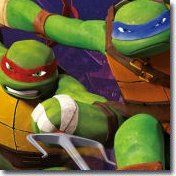 Ninja Turtle Stickers