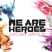 Teenage Mutant Ninja We Are Heroes Decal