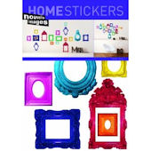 Nouvelles Images Kisch Frames Wall Stickers