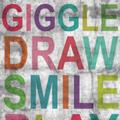 Inspire Me Giggle Posters That Stick