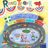 Race Track Posters That Stick