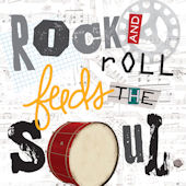 Rock And Roll Feeds The Soul Posters That Stick