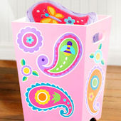 Olive Kids Paisley Dreams Peel and Stick Decals