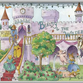 Once Upon a Time Fairy Tales Minute Mural