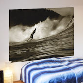 Surfin Costa Rica Mural Decal
