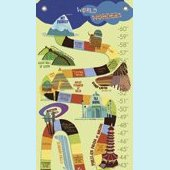 World of Wonders Canvas Growth Chart