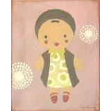 Doll Baby Wall Canvas Art