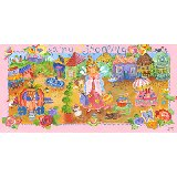 Fairy Shopping Wall Canvas Art