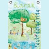 Canvas Inspired Play Growth Chart