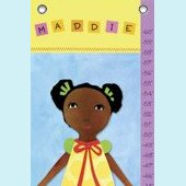 Canvas My Girl One Growth Chart