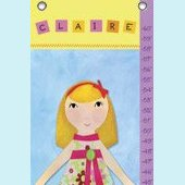 Canvas My Girl Three Growth Chart