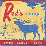 Reds Lodge Wall Canvas Art