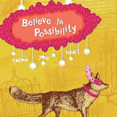 Believe in Possibility Canvas Wall Art