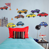 Movin and Grovin Peel and Place Wall Decals