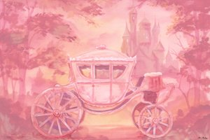 Carriage - Kids Wall Decor Store