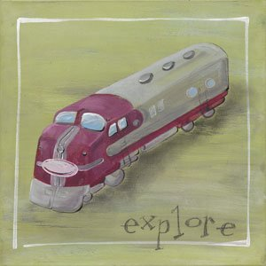 Explore - Kids Wall Decor Store