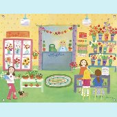 Flower Shop Wall Mural